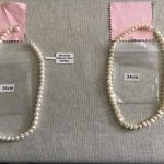 Natural Freshwater Pearl Choker Necklace Baroque Pearl Jewelry for Women wedding 925 Silver Clasp photo review