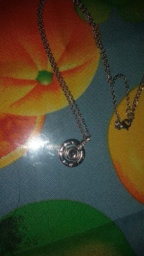 Charms Projection Custom Photo Pendant Necklace photo review